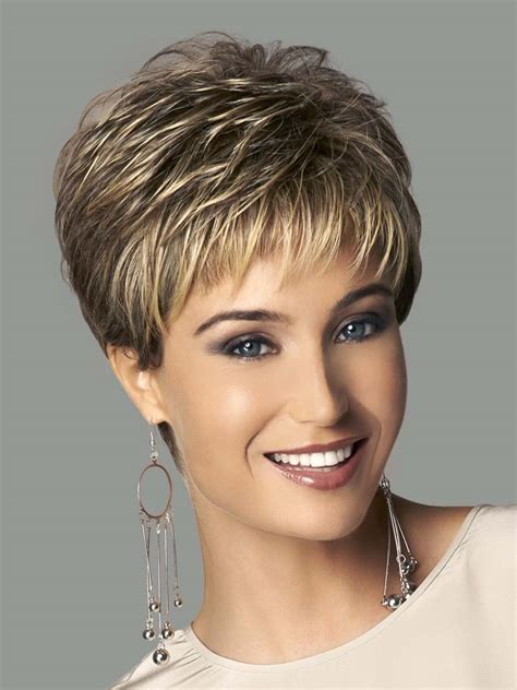 hairstyles for women feathered back on sides offering a light cool fit with no fuss styling this