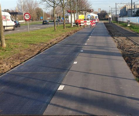 Power Lifier Rhoad the netherlands has laid the world s solar road we