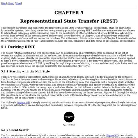 fielding dissertation fielding dissertation chapter 5 representational state