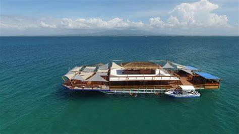 Floating Bar Lakawon And Its Floating Bar