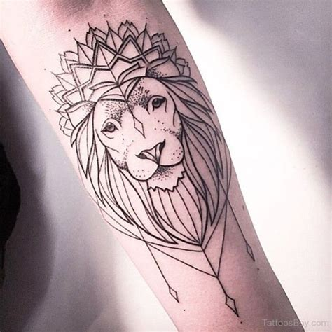 simple lion tattoo tattoos designs pictures page 18