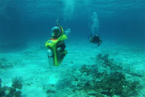 cancun underwater scooter island routes - Water Scooter Mexico