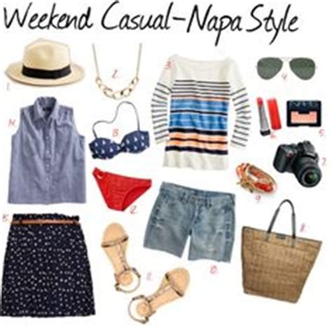what to wear for a weekend in wine country via wayfare