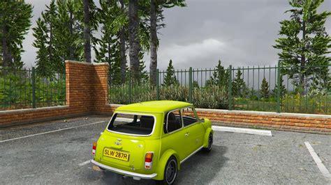 Mr Beans Auto by Mr Bean S Car Skin For Mini Cooper S Gta5 Mods