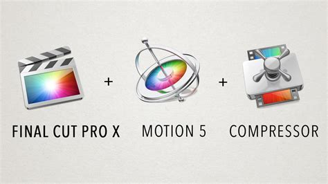 final cut pro hackintosh final cut pro x motion 5 compressor