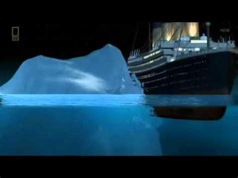 titanic film quebec titanic hundimiento 1995 2012 youtube