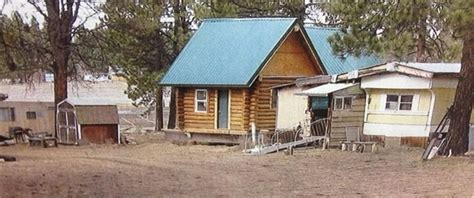 Cabin Department by Missing Log Cabin Found 3 750 Away From Original