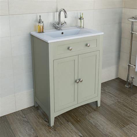 Camberley Sage 600 Door Unit & Basin