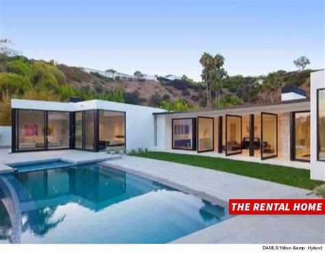 cam newton house cam newton allegedly trashes bev hills mansion tmz com