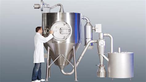 Juice Dispenser Gea production minor spray dryer