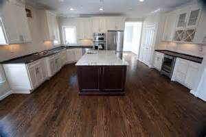 White Kitchen Cabinets Countertop Colors » Home Design 2017