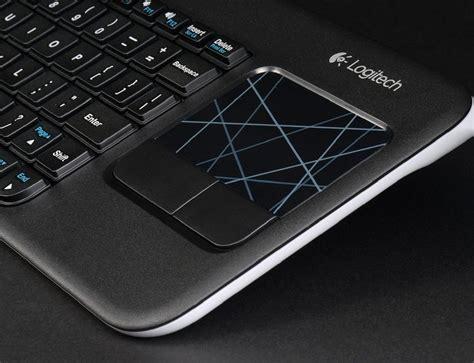 logitech wireless web logitech k400 wireless touch keyboard with multi touch