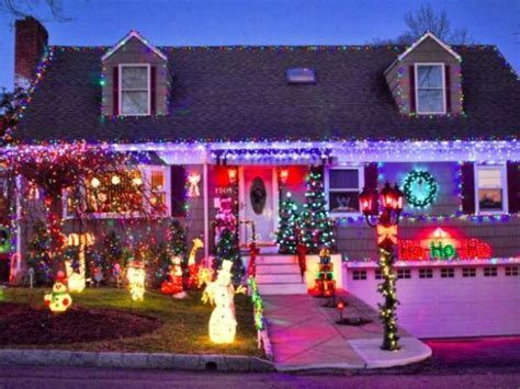 christmas 2016 where to see holiday lights in milford