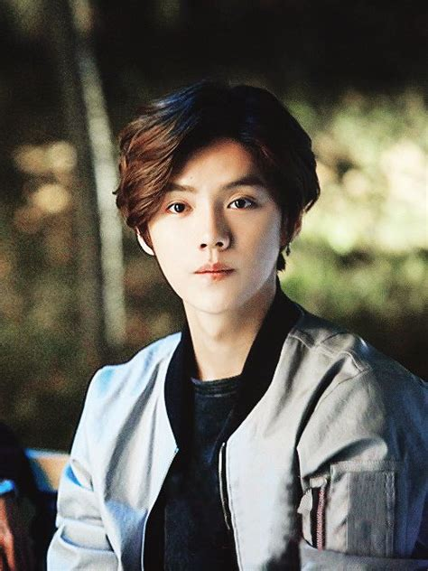 Lu Exo 576 best lu han images on luhan exo deer and