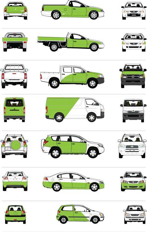 Car Types In Australia by Auto Wraps Australia Types Of Vehicle Wraps Details
