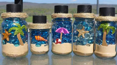 themed crafts diy solar light jars theme