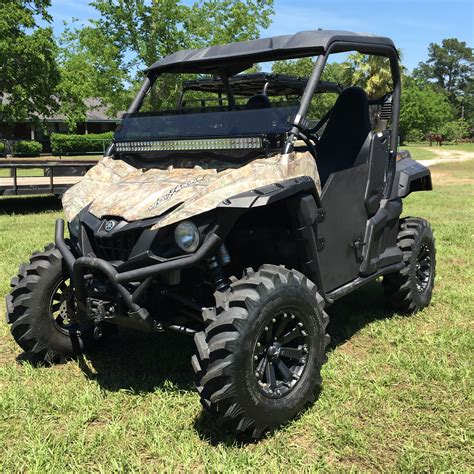 30 Inch Light Bar by July 2016 Yamaha Wolverine Of The Month Contest Page 2