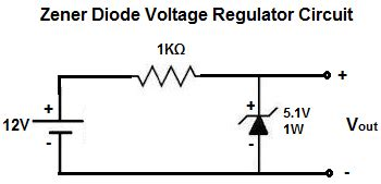 zener diode as a voltage regulator circuit diagram dc power source schematic get free image about wiring