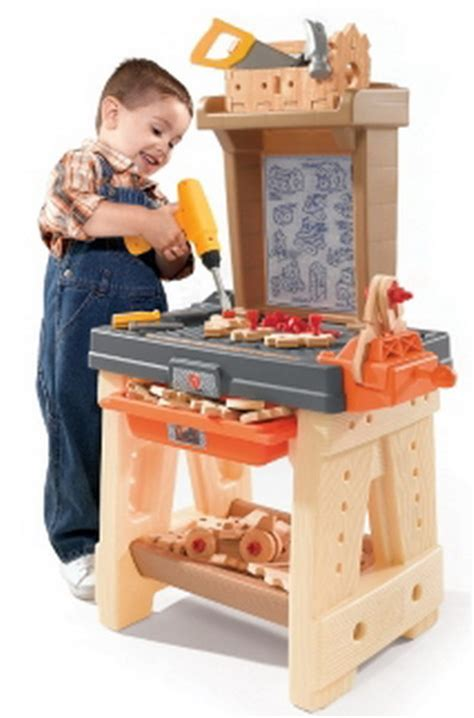 kids toy work bench new kids 65 piece toy workbench work bench with building