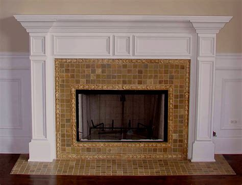 Ceramic Tile Fireplace by Field Tiles For Decorative Ceramic Murals For Kitchen