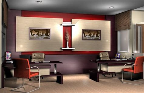 Modern Office Room Interior by What Does Your Office Say About Your Brand