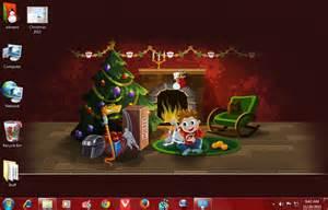 christmas 2015 theme for windows 10 windows 7 and windows