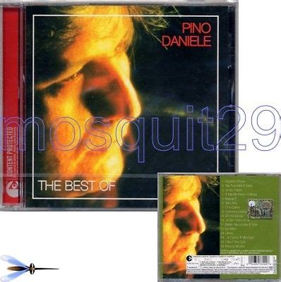 pino daniele the best popsike pino daniele quot the best of quot raro cd emi 2005