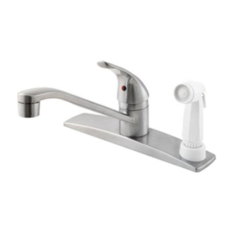 price pfister single handle kitchen faucet price pfister g134 344s pfirst single handle kitchen