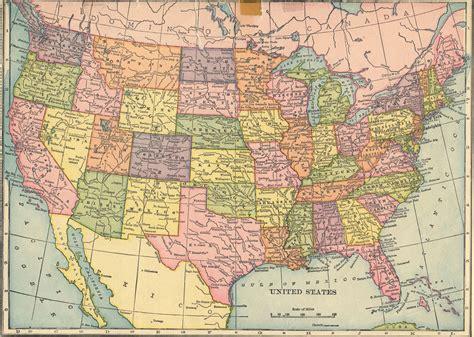 highway map of western united states карта сша подробная инфокарт все карты сети