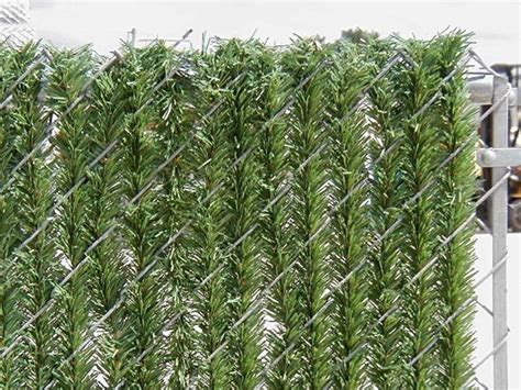 Yardworks Landscape Fabric Reviews 4 Chain Link Fence Dura Hedge Privacy Slats Privacy