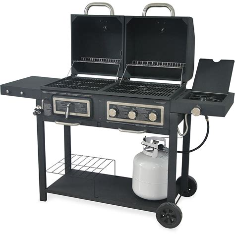 Backyard Gas Grill Reviews Backyard Grill 5 Burner Gas Grill Review The Stainless Steel Brilliant Ideas Of Backyard Grill