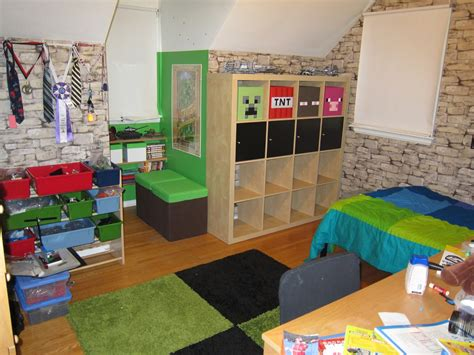 minecraft bedroom ideas goldilocks and the four bears brennan s minecraft bedroom