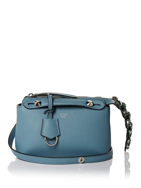 Harga Fendi Clutch fendi by the way bag blue be575 fa36c