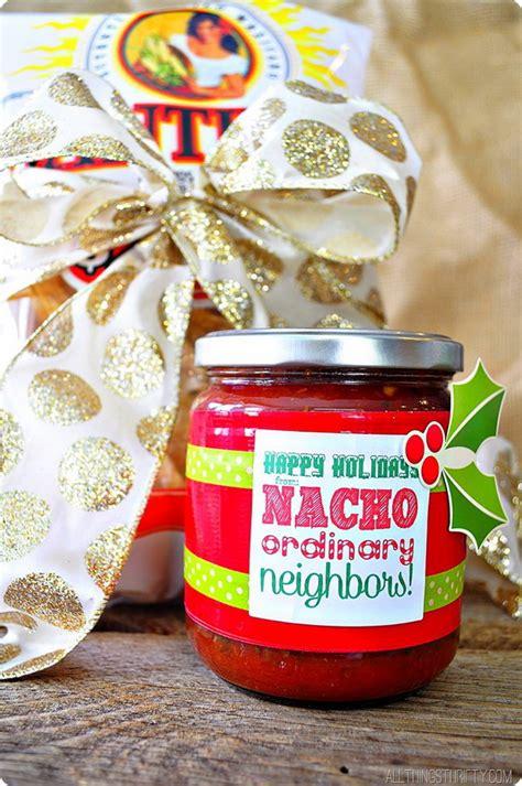 quick  inexpensive christmas gift ideas  neighbors listing