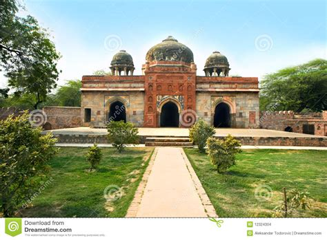 Garden City Of India Lodi Garden In Delhi City India Stock Images Image
