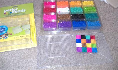 perler bead project kscottz