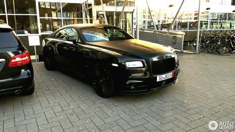 mansory wraith rolls royce mansory wraith 21 maart 2017 autogespot