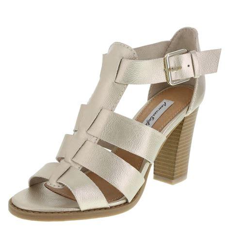Wedges Mute Gold Size 36 40 Kemiripan 98 Ringan Dan Nyaman american eagle gold gladiator high heels size 10 40 heels