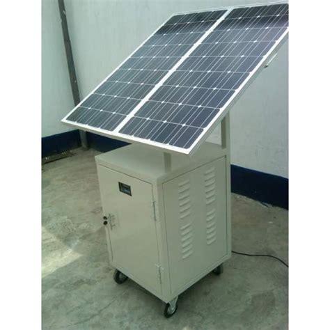 2 5kva portable solar generators
