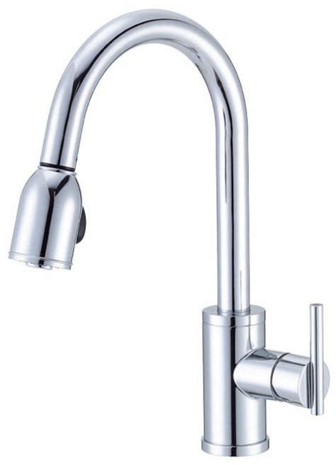Danze Parma Kitchen Faucet by Faucet Com D457058 In Chrome By Danze