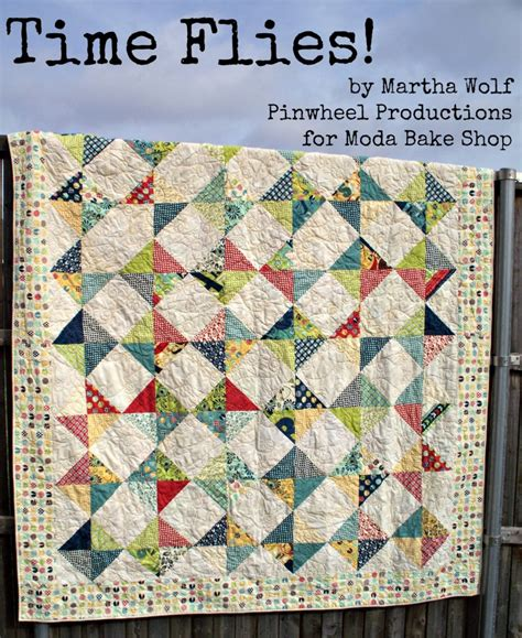 Moda Bake Shop Quilt Patterns by Pinwheel Productions 171 Moda Bake Shop