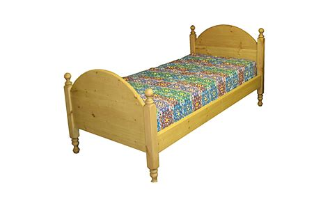 bed post beds kerris farmhouse pine