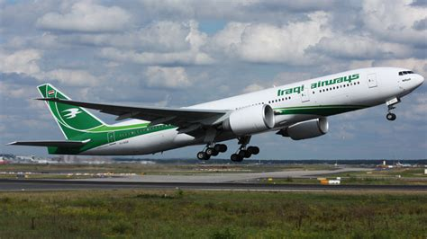 Flights Resume To Europe by Iraqi Airways Resumes Flights To Europe