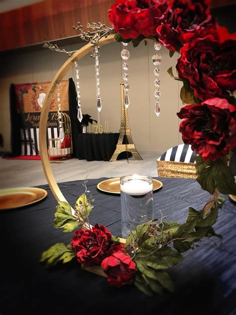 pin  shronda thrower  hula hoop centerpieces ideas