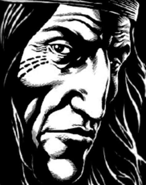 imagenes de indios blanco y negro colo colo no tiene cacique