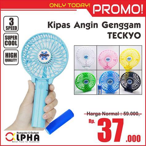 Diskon Kipas Angin Mini Handy Mini Fan Handy Mini Fan Diskon kipas angin genggam gagang teckyo handy portable mini fan high quality shopee indonesia