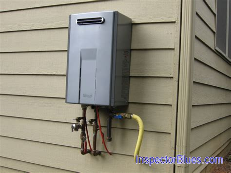 Water Heater Rinnai gas tankless water heater