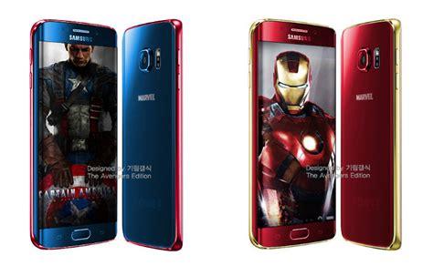 Harga Samsung S6 Iron Limited Edition daftar smartphone termahal 2015 dengan harga di atas 10 juta