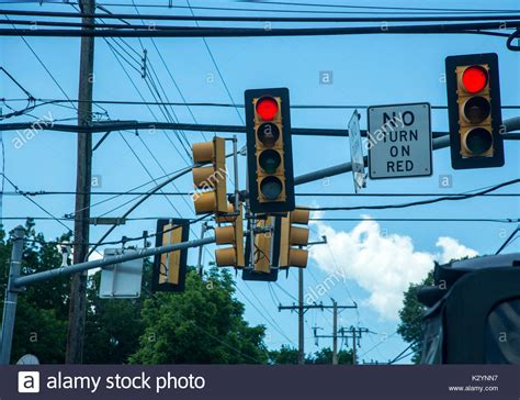 light at intersection traffic intersection light stock photos traffic
