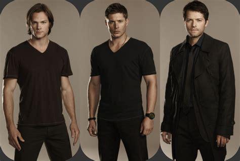 Supernatural Season 6 season 6 supernatural cast photos